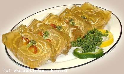 º Рецепты закусок из мяса и рыбы. º Закуска из овощей. .  Для Вас.